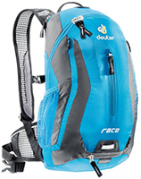 Deuter Race (turquoise-anthracite)